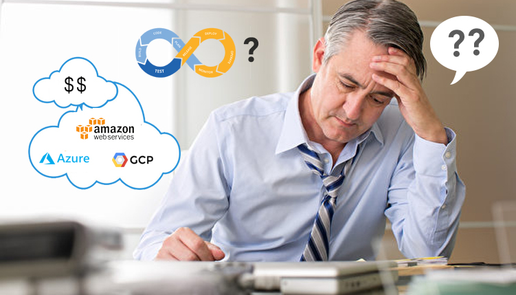 Why CEOs Burn Their Hands on Cloud & DevOps?