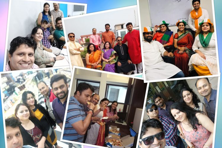Group Collage